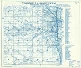 Township 3 N., Range 2 W., Scarpoose, Johnsons Crossing, Columbia County 1956